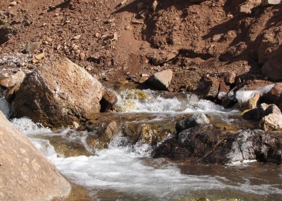 Ascenso Cerro Penitentes - Arroyo de Vargas