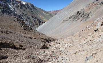 Cerro Olivares del límite o Cerro La Mesa