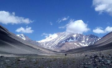 Cordillera de Ansilta Pico 4