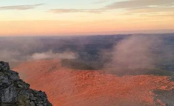 Ascenso Cerro Tres Picos