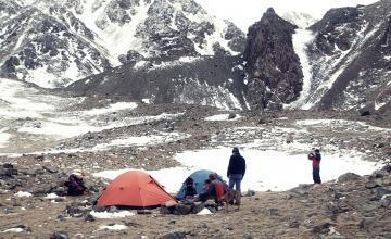 Ascenso Cerro Adolfo Calle