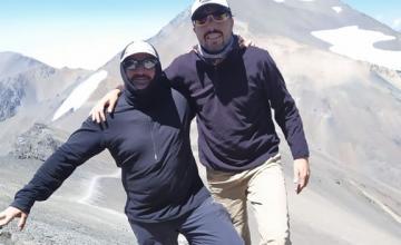 Ascenso Cerro Vallecitos | Cumbre