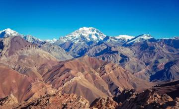 Ascenso Cerro Penitentes - Aconcagua Pared Sur