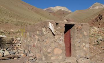 Ascenso Cerro Penitentes - Refugio Grajales