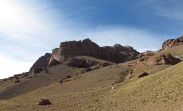 Ascenso Cerro Penitentes