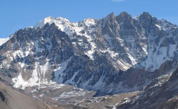Ascenso Cerro Penitentes - Cerro Gemelos